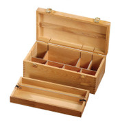Loxley - Howden Beechwood Chest/Art Box