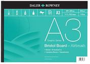 Daler Rowney - Bristol Board Pad - 250gsm