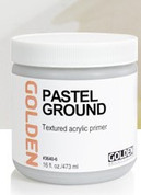 Golden - Pastel Ground