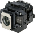 Replacement Projector Lamp for Epson  EB-S10,EB-S9,EB-S92,EB-W10,EB-W9,EB-X10 [NRGELPLP58I]