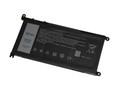 Battery for Dell Inspiron 13 5368, Inspiron 15, Vostro 14 5468 Vostro 15 5568 11.4V, 42Whr, 3 cell