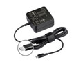 65W USB-C AC Adapter with 8 output voltages for all USB-C devices up to 65W. UK power cable included