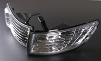 D-MAX Crystal Corner Lights for Silvia (89-94 S13)