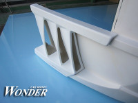 Car Modify Wonder Glare Rear Bumper Option Type 3B (89-02 S13/14/15)