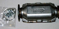 Catco 3 Inch High Flow Catalytic Converter (89-98 S13/14)