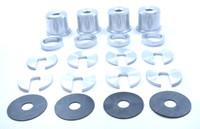 SPL PRO V2 Solid Subframe Bushings (89-02 S13/14/15)