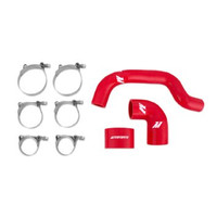 Mishimoto Intercooler Hose Kit Red (04-07 STI)