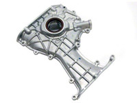 OEM Nissan Front Cover/Oil Pump Assembly for SR20DET