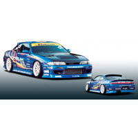 D-MAX Silvia Type 3 Complete Aero Kit for Zenki (95-96 S14)