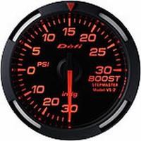 Defi Red Racer Boost Pressure Gauge 52mm