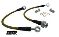 ISR Performance Stainless Steel Rear Brake Lines (89-98 S13/14)