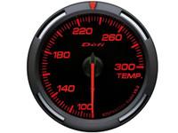 Defi Red Racer Temperature Gauge 52mm