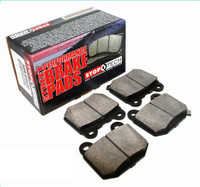 Stoptech PosiQuiet Semi-Metallic Rear Brake Pads (10-14 Genesis Coupe w/ Brembos)