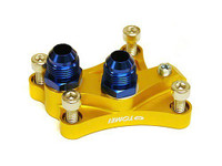 Tomei N2 Super Oil Block Adapter for SR20DET (89-98 S13/14)