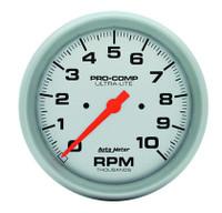 Auto Meter Ultra-Lite Series 10k Tachometer