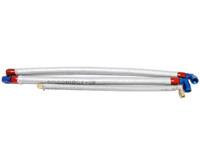 DIF Bottom Mount Forged Turbo Coolant/Oil Line Kit for S13 SR20DET (89-94 S13)