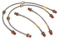 Goodridge Stainless Steel Brake Line Kit (89-05 MX-5)