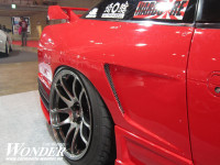 Car Modify Wonder Glare GT 50mm Overfenders for 180sx (89-94 S13)
