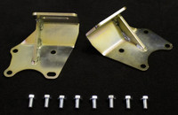 Xcessive Manufacturing JZ Motor Mount Brackets (89-94 S13)