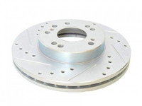 P2M Front Brake Rotors 26mm & 30mm for z32 (89-96 300zx)