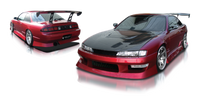 Origin Lab Aggressive Line Full Body Kit for Kouki (97-98 S14)