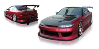 Origin Lab Aggressive Line Full Body Kit (99-02 S15)