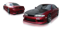 Origin Lab Stylish Line Full Body Kit for Zenki (95-96 S14)