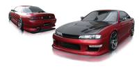 Origin Lab Stylish Line Full Body Kit for Kouki (97-98 S14)