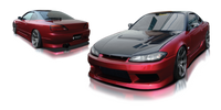 Origin Lab Stylish Line Full Body Kit  (99-02 S15)