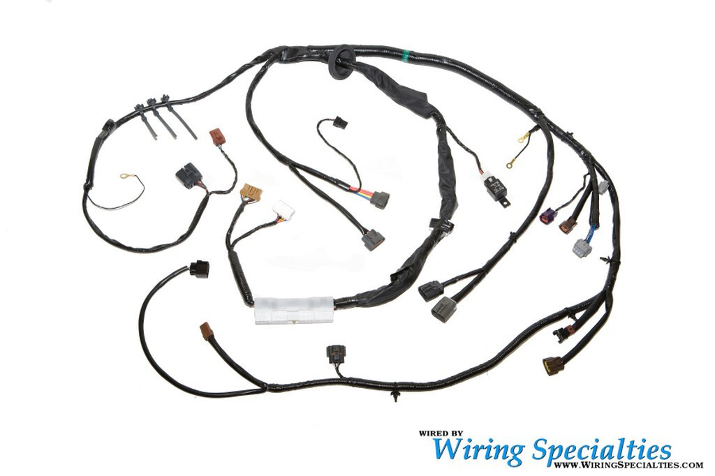 Wiring Specialties S14 Sr20det Engine Harness For S13 240sx 8994 Rhfactionmotorsports: Sr20det Wiring Harness At Gmaili.net