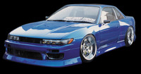BN Sports Type 2 Full Body Kit for SIlvia (89-94 S13)