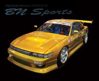 BN Sports Type 3 Full Body Kit for Silvia (89-94 S13)