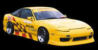 BN Sports Type 3 Full Body Kit for 180sx (89-94 S13)