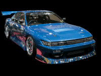 BN Sports Defend Blister Full Body Kit for Silvia (89-94 S13)