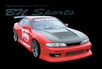 BN Sports Type 4 Full Body Kit for Zenki (95-96 S14)