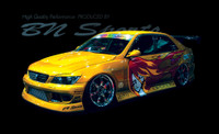 BN Sports Type 2 Full Body Kit (98-05 Altezza/IS300)
