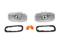 D-MAX Clear Side Turn Signal (99-02 S15)