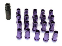 Muteki SR48 Purple Open Ended Lug Nuts 12x1.25
