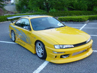 PS Duce Type 1 Full Body Kit for Kouki (97-98 S14)