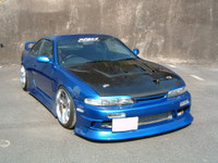 PS Duce Type 1 Full Body Kit for Zenki (95-96 S14)