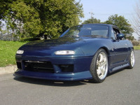 PS Duce Full Body Kit (89-97 MX-5)