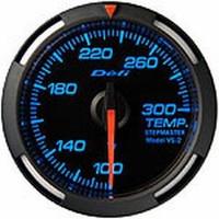 Defi Blue Racer Temperature Gauge 52mm