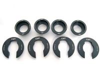 DIF Aluminum Subframe Spacer Collar Kit (89-98 S13/14)