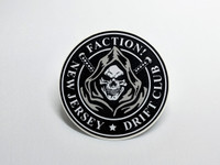 FACTION! Drift Club - Reaper Sticker