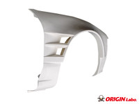 Origin Lab Front Fenders Type 4 75mm for 180sx (89-94 S13)
