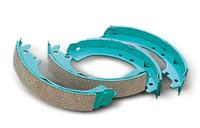 Project Mu Sport Rear Brake Shoe Kit (02-06 350z)