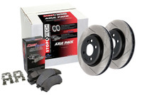 Stoptech Slotted Front Brake Kit (93-97 Accord)