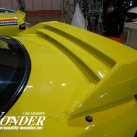 Car Modify Wonder Glare Twin Blade Rear Wing (95-98 S14)