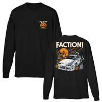 "Faction! ""Spooky Kouki"" Long Sleeve Tee"