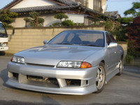 PS Duce Type 2 Full Body Kit for 4-Door models (89-94 R32)